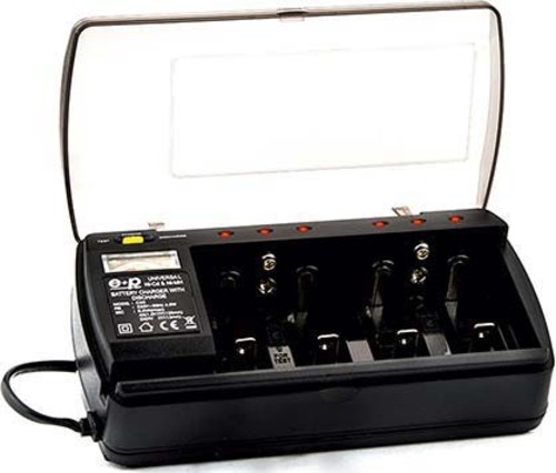 E+P Elektrik Lade- und Entladegerät C50