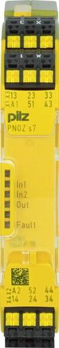 Pilz Kontaktblock 24VDC 4 n/o 1 n/c PNOZ s7 C #751107