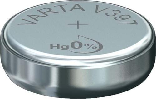 Varta Cons.Varta Uhren-Batterie 1,55V/23mAh/Silber V 397 Stk.1