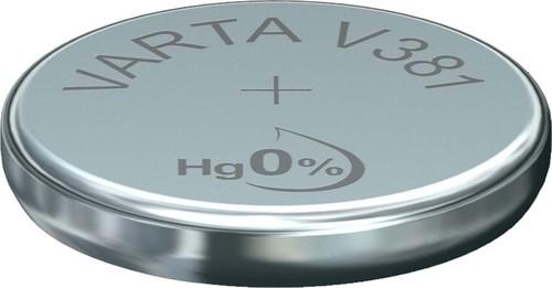 Varta Cons.Varta Uhren-Batterie 1,55V/49mAh/Silber V 381 Stk.1