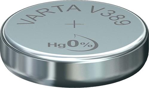 Varta Cons.Varta Uhren-Batterie 1,55V/81mAh/Silber V 389 Stk.1