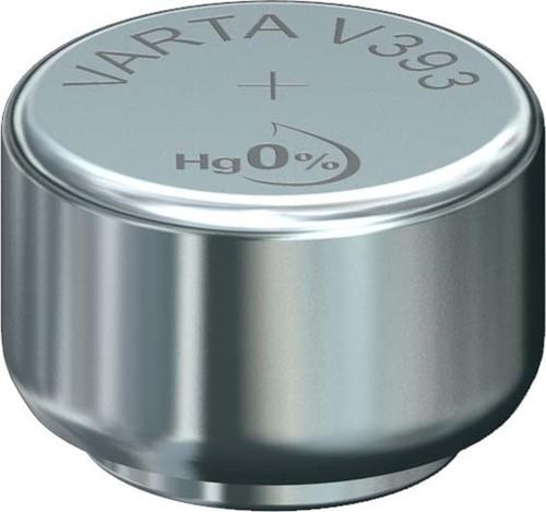 Varta Cons.Varta Uhren-Batterie 1,55V/77mAh/Silber V 393 Stk.1