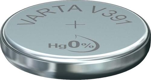 Varta Cons.Varta Uhren-Batterie 1,55V/42mAh/Silber V 391 Stk.1