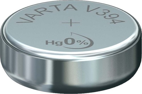 Varta Cons.Varta Uhren-Batterie 1,55V/58mAh/Silber V 394 Stk.1