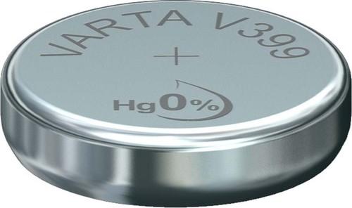 Varta Cons.Varta Uhren-Batterie 1,55V/42mAh/Silber V 399 Stk.1