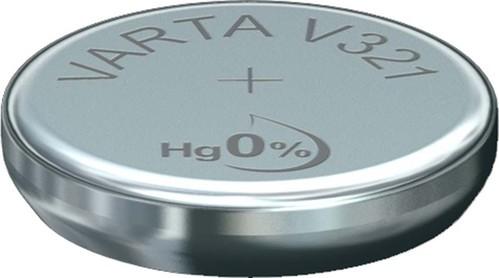 Varta Cons.Varta Uhren-Batterie 1,55V/14mAh/Silber V 321 Stk.1
