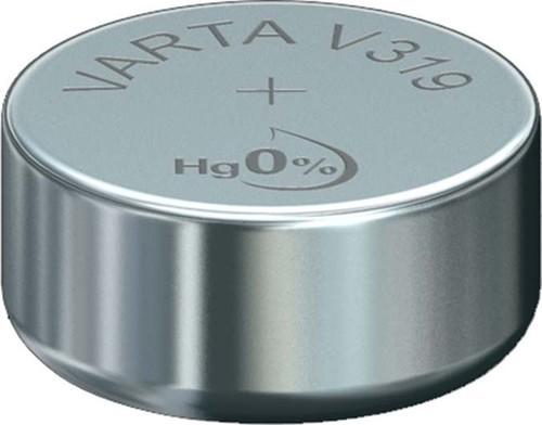 Varta Cons.Varta Uhren-Batterie 1,55V/21mAh/Silber V 319 Stk.1