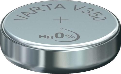 Varta Cons.Varta Uhren-Batterie 1,55V/105mAh/Silber V 350 Stk.1