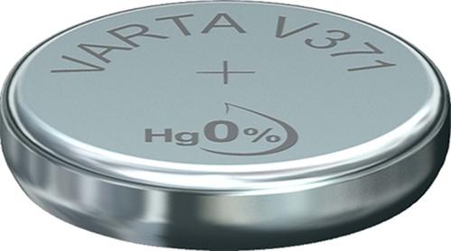 Varta Cons.Varta Uhren-Batterie 1,55V/30mAh/Silber V 371 Stk.1