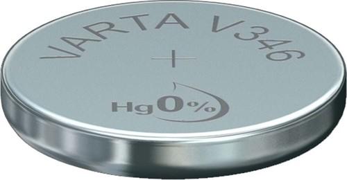 Varta Cons.Varta Uhren-Batterie 1,55V/10mAh/Silber V 346 Stk.1