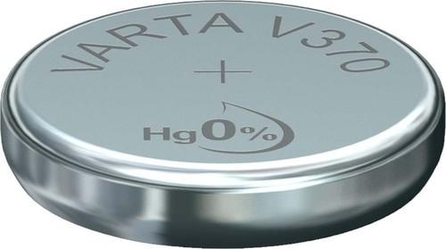 Varta Cons.Varta Uhren-Batterie 1,55V/30mAh/Silber V 370 Stk.1
