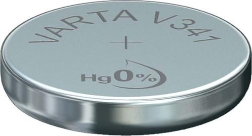 Varta Cons.Varta Uhren-Batterie 1,55V/15mAh/Silber V 341 Stk.1