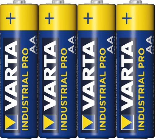 Varta Cons.Varta Batterie Industrial AA Mignon, LR6, Al-Mn 4006 Ind. Fol.4