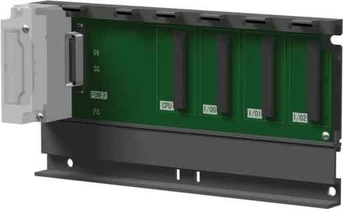 Mitsubishi Electric Hauptbaugruppenträger für CPUs,Netzteil Q33B-E