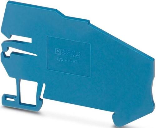 Phoenix Contact Auflagebock B=2mm blau AB-PTI