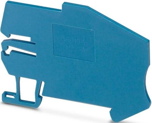 Phoenix Contact Auflagebock B=2mm blau AB-PTI 6