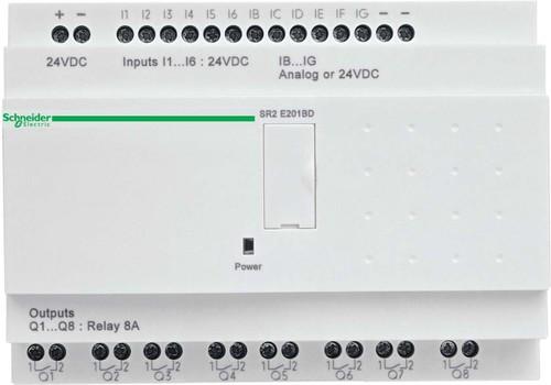 Schneider Electric Zelio Logic 20 E/A 240VAC SR2-E201FU