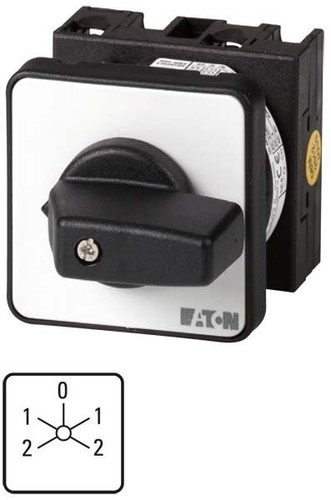 Eaton Polumschalter Dahlander T0-6-15866/EZ