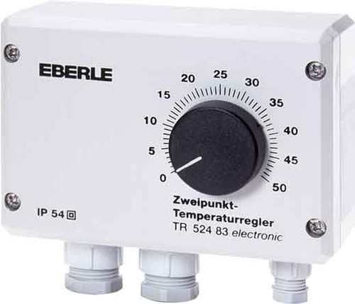 Eberle Controls Temperaturregler mit Fernfühler TR 52 TR 52483