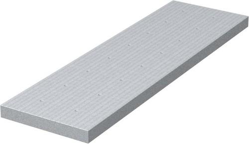 OBO Bettermann Vertr Kalziumsilikatplatte 500x150x20mm gr KSI-P1