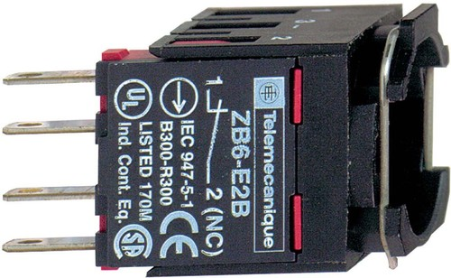 Schneider Electric Hilfsschalterblock ZB6Z2B