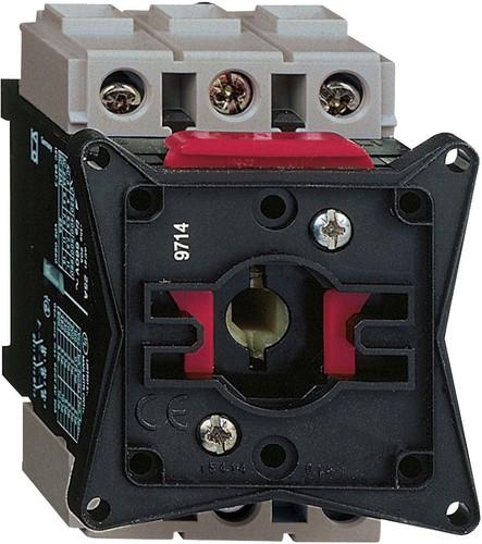 Schneider Electric Lasttrennschalter 3p 25A ohne Griff V0