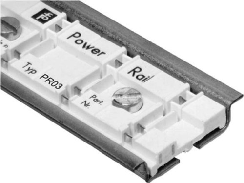 Pepperl+Fuchs Fabrik Power Rail PR-03