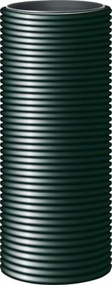 Fränkische Fundamentrohr schwarz Furowell NW350/1000