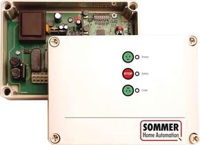 Sommer Rolltorsteuerung RDC mit Folientastatur 5851V000