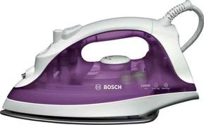 Bosch Kleingeräte+HT Dampfbügeleisen PalladiumGlissee TDA2329 weiß/deep ber