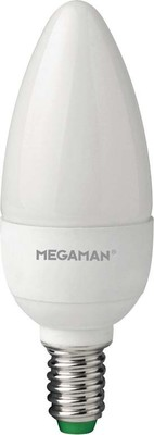 Megaman LED-Kerzenlampe E14 3,5W 828 MM 21042