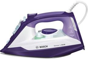 Bosch Kleingeräte+HT Dampfbügeleisen Sensixx x DA30 TDA3024030 weiß/lila