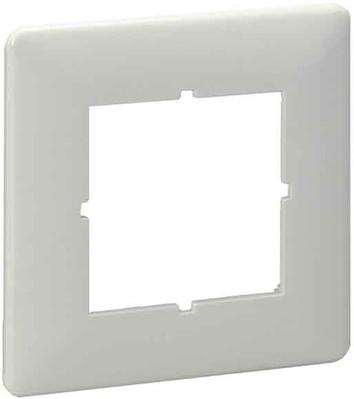 Metz Connect Abdeckplatte 1-fach ch 80x80 816718-0101-I pws