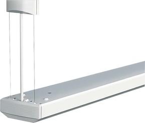 Trilux Zuleitungsrohr weiß D10mm L1000mm 05000 ZR
