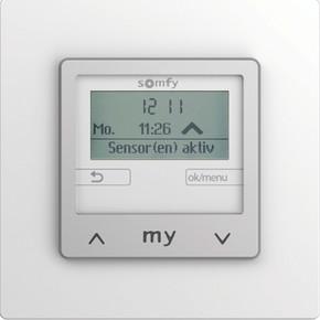 Somfy Wandsender Soliris Smoove Uno Pure mit Rahmen 1818271