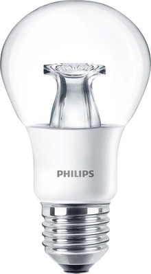 Philips Lighting LED-Lampe klar 827 E27 DIMTONE MSTRLEDbulb#48128800