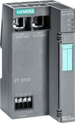 Siemens Indus.Sector Interface Modul ET 200S 6ES7151-3BA23-0AB0
