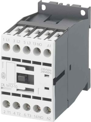 Eaton Leistungsschütz 1S 4kW/400V,AC DILM9-10(24V50HZ)