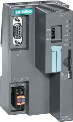 Siemens Indus.Sector SIMATIC Arbeitsspeicher 128kB IM151-7 CPU 6ES7151-7AA21-0AB0