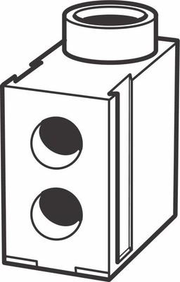 ABB Stotz S&J Anschlußklemme 6-50qmm SZ-ESK3S-EINSPEISE