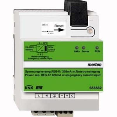 Merten KNX Spannungsversorgung RE G-K/320 mA mit Notst 683832