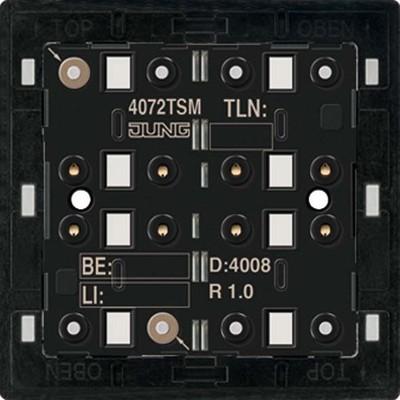 Jung KNX Tastsensor-Modul Standard 2-fach 4072 TSM