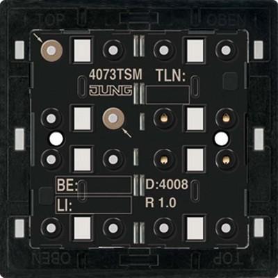 Jung KNX Tastsensor-Modul Standard 3-fach 4073 TSM