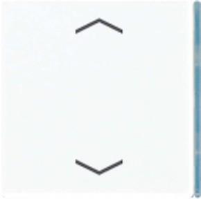 Jung Taste 4-fach weiß mit Symbolen A 404 TSAP 23