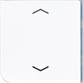 Jung Taste 4-fach schwarz Symbol Auf/Ab CD 404 TSAP SW 23