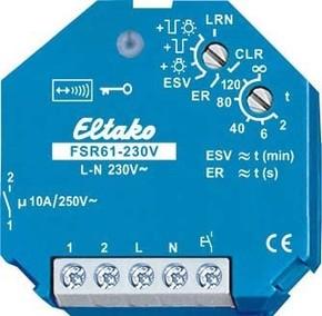Eltako Funkaktor Stromstoßschalt. FSR61-230V