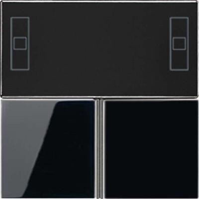 Jung Tastensatz schwarz komplett A 4093 TSA SW