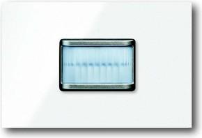 Busch-Jaeger Bewegungsmelder prion studioweiß 6345-24G-101
