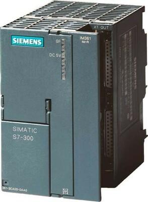 Siemens Indus.Sector Anschaltbaugruppe Simatic 6ES7361-3CA01-0AA0