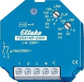 Eltako Funk-Zeitrelais f. H.Kartenschalter FZK61NP-230V
